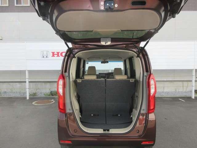 G・Lホンダセンシング 4WD 片側パワースライドドア スマートキー ETC CD バックモニター ベンチシート LED(18枚目)