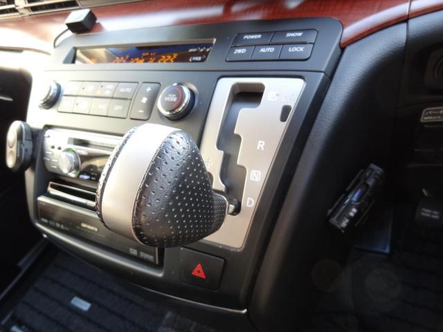日産 エルグランド ハイウェイスター4WD HDDナビ フリップダウンモニター