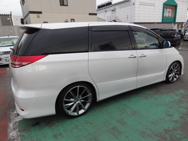 トヨタ エスティマ 3.5アエラス スペシャルGエディション