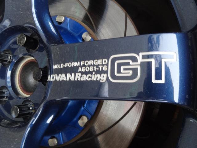 S HKSスーパーチャージャー 車高調 ADVAN18AW(20枚目)