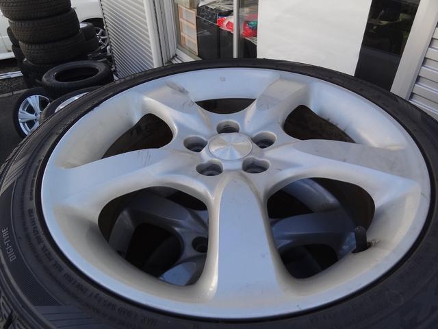 WRX4WD HDDナビ バックカメラ 夏・冬タイヤ付き(17枚目)