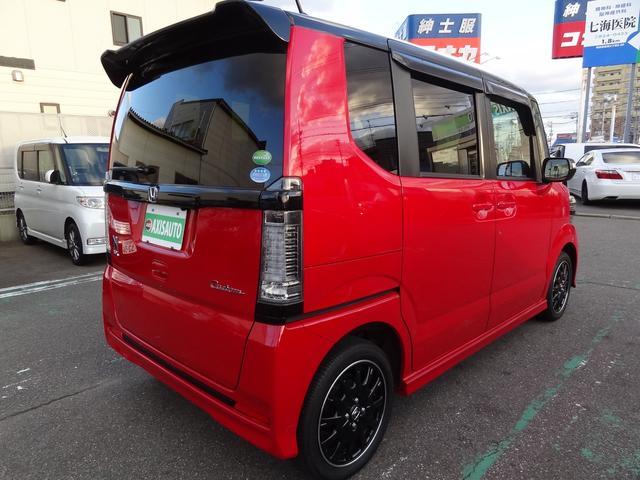 2トーンカラーG・ターボSSパッケージ4WD シティブレーキ(6枚目)