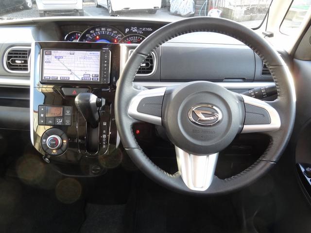カスタムRS SA 4WD SDナビ エンスタ 夏冬タイヤ付(24枚目)