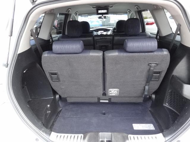 アブソルート 4WD HDDインターナビ マルチビューカメラ リヤエンターテインメントシステム ハーフレザーシート クルーズコントロール VSA横滑り防止 HID ETC タイミングチェーン 純正エアロ 純正AW(53枚目)