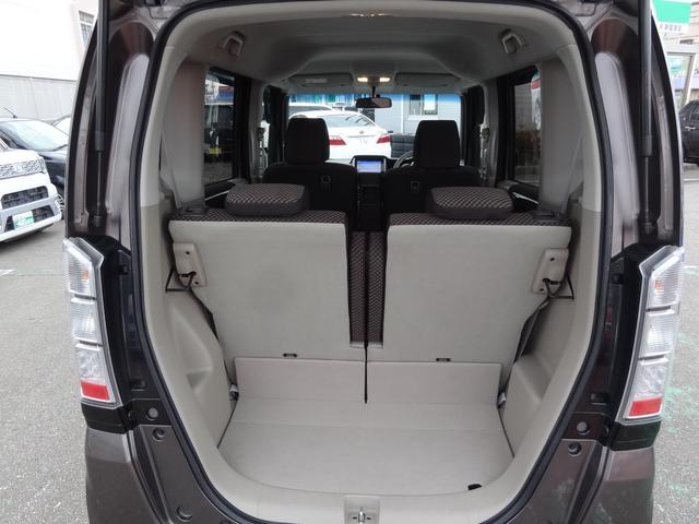 2トーンカラースタイル G・Lパッケージ 4WD ギャザーズメモリーナビ ワンセグ・DVD バックモニター 左側パワースライドドア スマートキー ETC VSA横滑り防止 社外14アルミ タイミングチェーン車(43枚目)