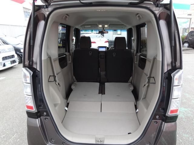 2トーンカラースタイル G・Lパッケージ 4WD ギャザーズメモリーナビ ワンセグ・DVD バックモニター 左側パワースライドドア スマートキー ETC VSA横滑り防止 社外14アルミ タイミングチェーン車(44枚目)