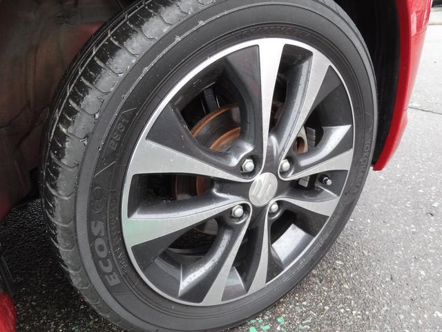 T 4WD ストラーダSDナビ フルセグ・DVD バックモニター シートヒーター オートエアコン パドルシフト アイドリングストップ HID ETC スマートキー 純正15AW タイミングチェーン(16枚目)
