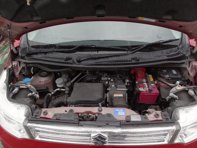 T 4WD ストラーダSDナビ フルセグ・DVD バックモニター シートヒーター オートエアコン パドルシフト アイドリングストップ HID ETC スマートキー 純正15AW タイミングチェーン(50枚目)