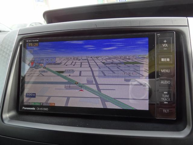 ZS 煌Z 4WD 純正HDDナビ フルセグ・DVD バックモニター アルパインフリップダウンモニター ハーフレザーシート 両側パワースライド スマートキー ETC HID 純正16AW 純正エアロ タイミングチェーン(26枚目)