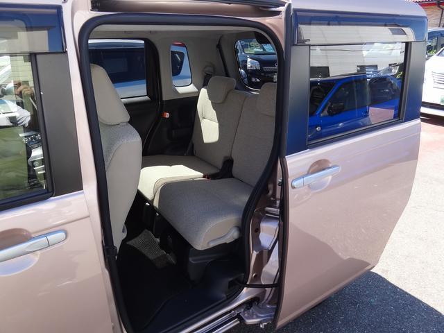 L SAII 4WD ディーラー点検整備車 カロッツエリア楽ナビ フルセグ・DVD 衝突軽減ブレーキスマートアシストII VSC横滑り防止 アイドリングストップ 両側スライドドア キーレス タイミングチェーン(35枚目)