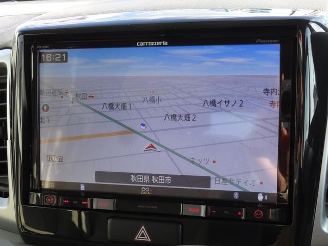 T 4WD カロッツェリアメモリーナビ バックカメラ デュアルカメラレーダーブレーキ ESP横滑り防止 アイドリングストップ 両側パワースライドドア スマートキー シートヒーター ETC 純正14AW(26枚目)