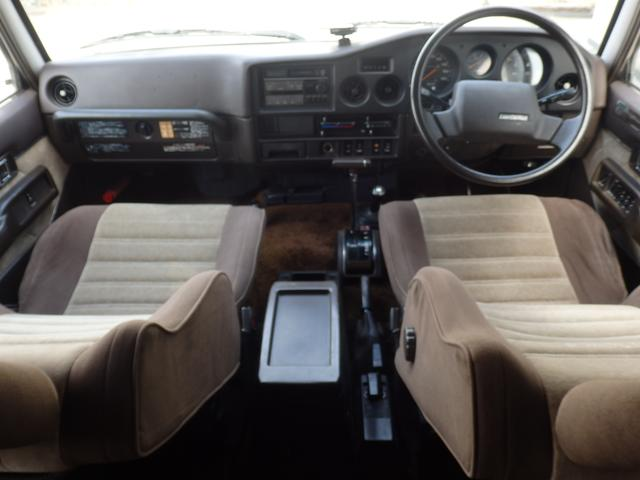 トヨタ ランドクルーザー60 VXディーゼルターボ フルオリジナル車両デフロック西日本仕入