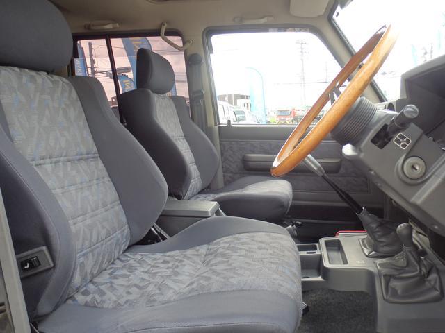 トヨタ ランドクルーザー70 ZX前後リーフ後期型5速マニュアル新品レンズリフトアップ公認