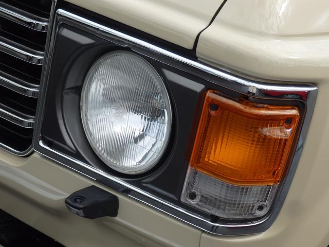 トヨタ ランドクルーザー60 丸目最終後期型VXディーゼルTBクラシックコンプ4インチUP