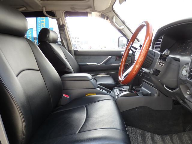 トヨタ ランドクルーザー80 VXLTDディーゼルターボ20インチMKW3インチUP特選車