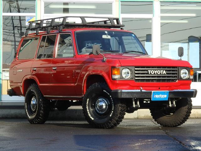 「トヨタ」「ランドクルーザー60」「SUV・クロカン」「宮城県」の中古車5