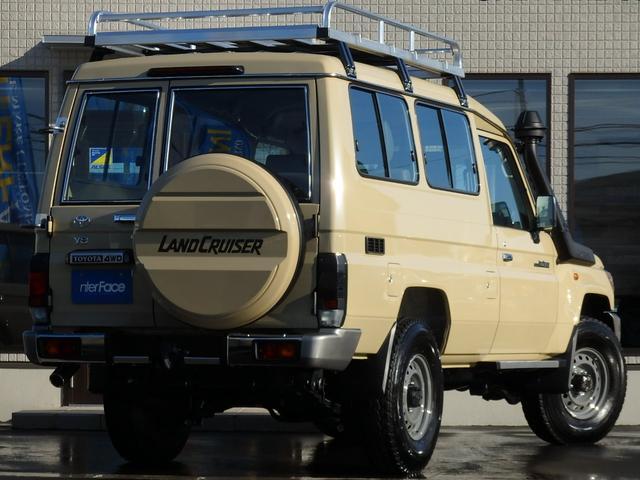 「トヨタ」「ランドクルーザー70」「SUV・クロカン」「宮城県」の中古車12