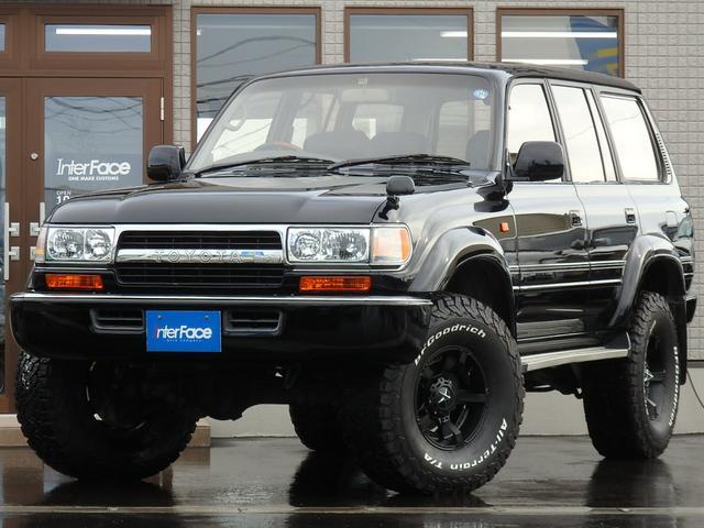 「トヨタ」「ランドクルーザー80」「SUV・クロカン」「宮城県」の中古車3