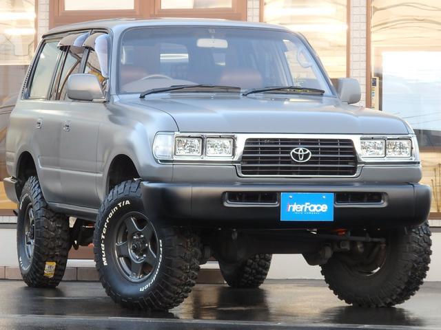 「トヨタ」「ランドクルーザー80」「SUV・クロカン」「宮城県」の中古車5