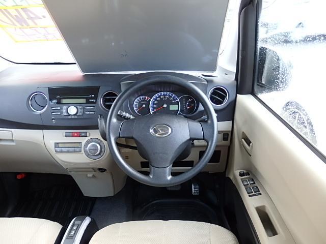 ダイハツ タントエグゼ S 4WD CD スマートキー ベンチシート
