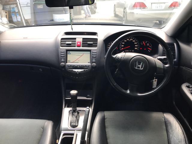 ホンダ アコード 20EL 4WD HDDナビ バックカメラ CD ETC