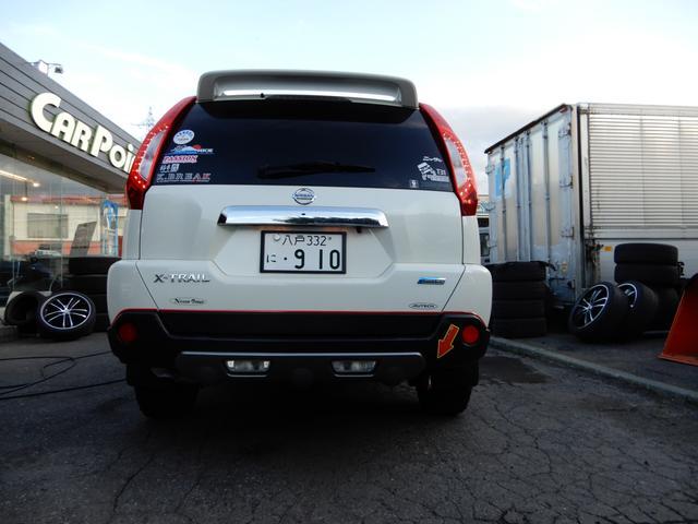 20GT ブラック エクストリーマーX 4WD 社外ナビ(7枚目)