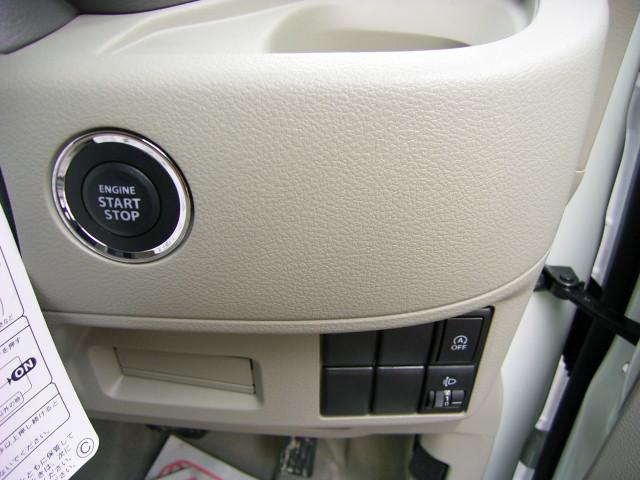 スズキ スペーシア G 4WD 届出済み未使用車