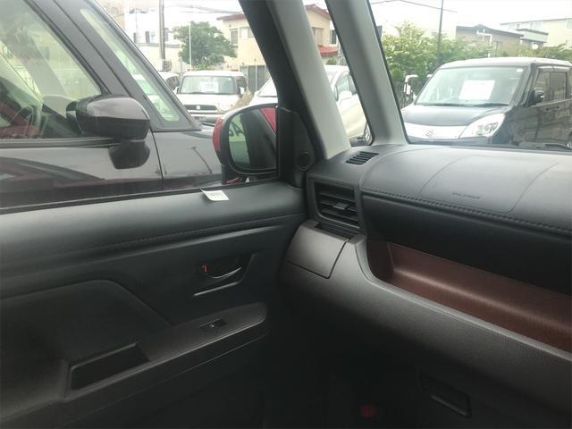 X 4WD 左側電動スライドドア スマートキー アルミ(21枚目)
