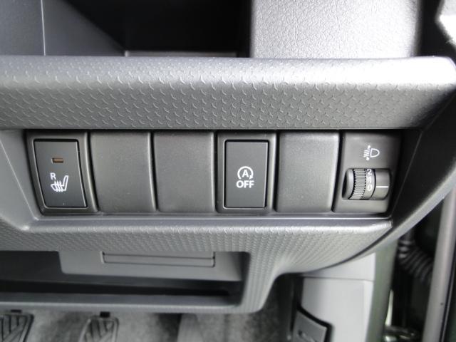 スズキ ハスラー G 4WD 5速マニュアル 届出済未使用車