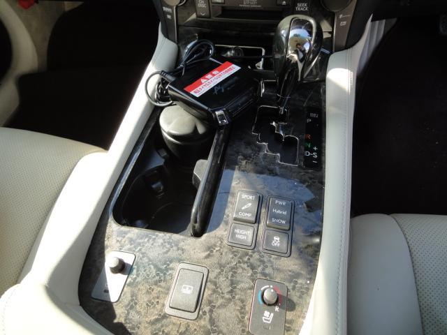 レクサス LS LS600h バージョンS Iパッケージ 4WD HDDナビ