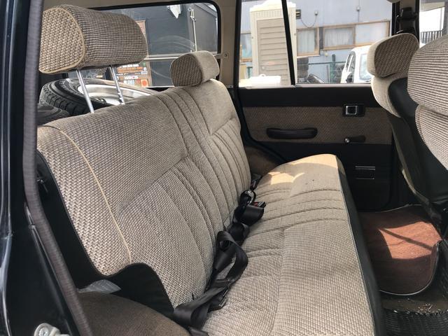 「トヨタ」「ランドクルーザー60」「SUV・クロカン」「岩手県」の中古車8