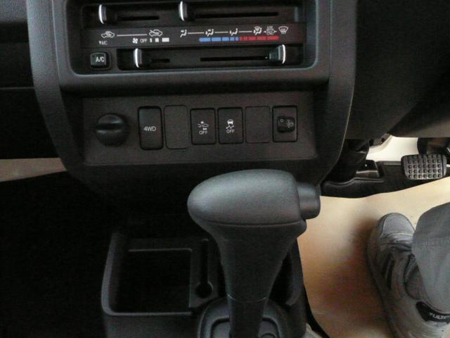 ダイハツ ハイゼットトラック ジャンボSAIIIt 4WD 4AT ストロング防錆