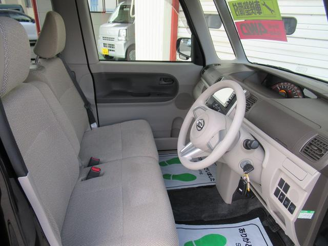 L 4WD オートマ フルセグナビ付 エンジンスターター付 アイドリングストップ ABS 衝突安全ボディ Bluetooth 電動格納ドアミラー 両側スライドドア(6枚目)