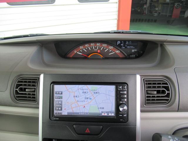 L 4WD オートマ フルセグナビ付 エンジンスターター付 アイドリングストップ ABS 衝突安全ボディ Bluetooth 電動格納ドアミラー 両側スライドドア(12枚目)