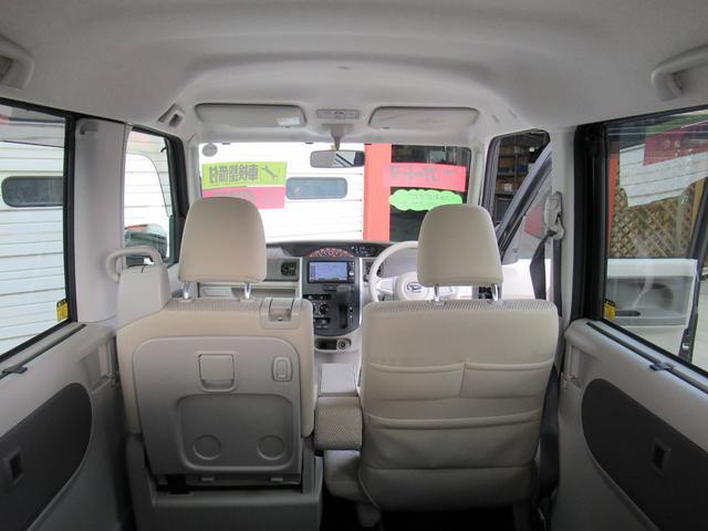L 4WD オートマ フルセグナビ付 エンジンスターター付 アイドリングストップ ABS 衝突安全ボディ Bluetooth 電動格納ドアミラー 両側スライドドア(25枚目)