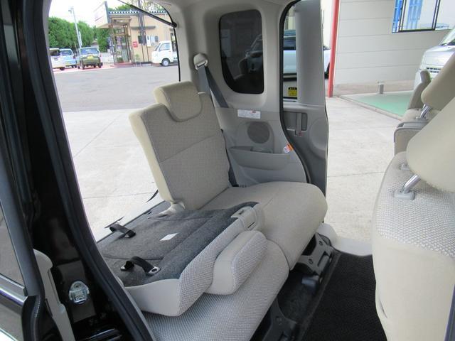 L 4WD オートマ フルセグナビ付 エンジンスターター付 アイドリングストップ ABS 衝突安全ボディ Bluetooth 電動格納ドアミラー 両側スライドドア(33枚目)