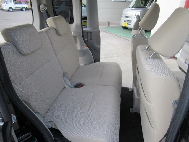L 4WD オートマ フルセグナビ付 エンジンスターター付 アイドリングストップ ABS 衝突安全ボディ Bluetooth 電動格納ドアミラー 両側スライドドア(36枚目)