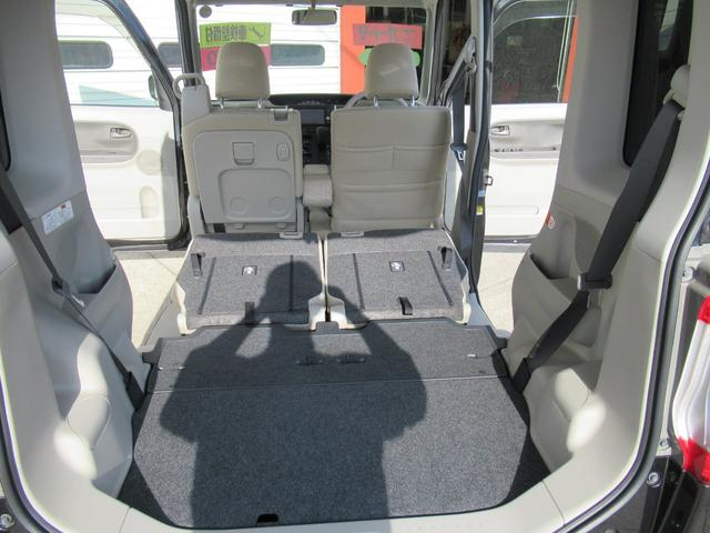 L 4WD オートマ フルセグナビ付 エンジンスターター付 アイドリングストップ ABS 衝突安全ボディ Bluetooth 電動格納ドアミラー 両側スライドドア(39枚目)