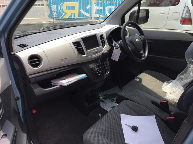 スズキ ワゴンR FX キーレス シートヒーター オートエアコン
