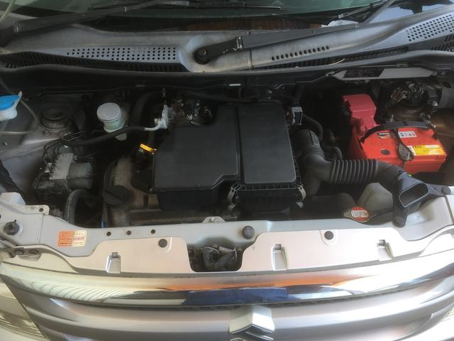 スズキ ワゴンR FX-Sリミテッド キーレス シートヒーター