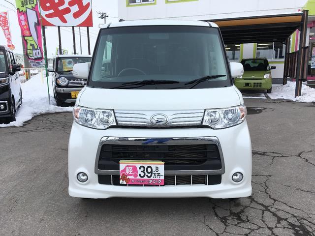 ダイハツ タント カスタムRS 4WD CVT