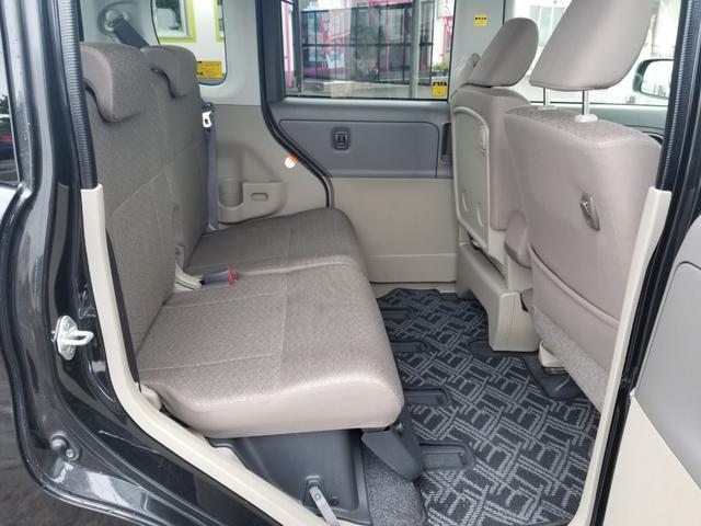 X 2年保証 4WD CVT ミラクルオープンドア スマートキー パワースライドドア(12枚目)