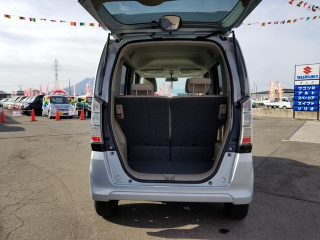 G 2年保証 4WD CVT スマートキー(16枚目)