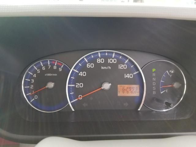 X 2年保証 4WD CVT スマートキー エンジンスターター(5枚目)