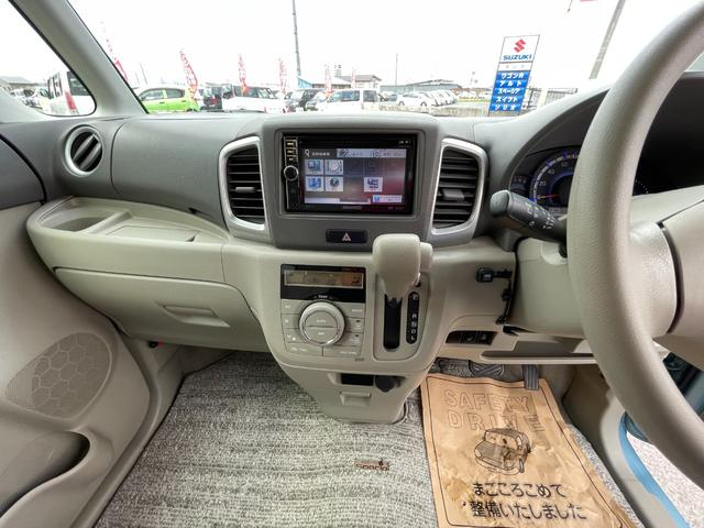 X 2年保証 4WD CVT カーナビ バックカメラ スマートキー 片側パワースライドドア(6枚目)