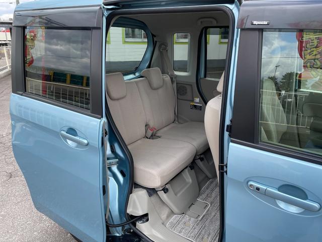 X 2年保証 4WD CVT カーナビ バックカメラ スマートキー 片側パワースライドドア(15枚目)