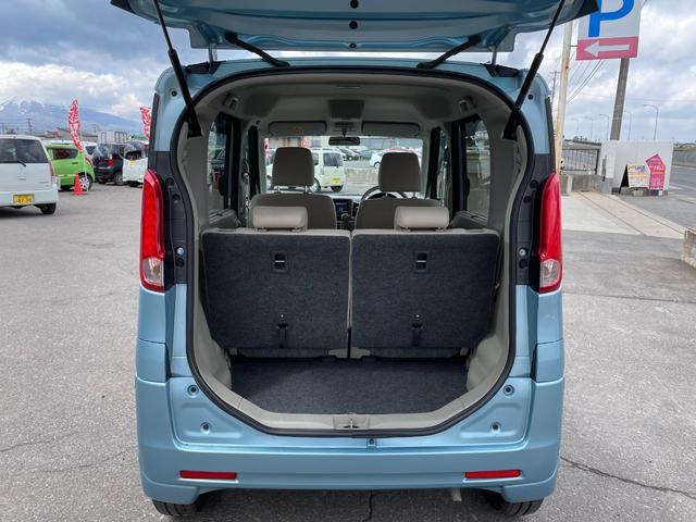 X 2年保証 4WD CVT カーナビ バックカメラ スマートキー 片側パワースライドドア(16枚目)