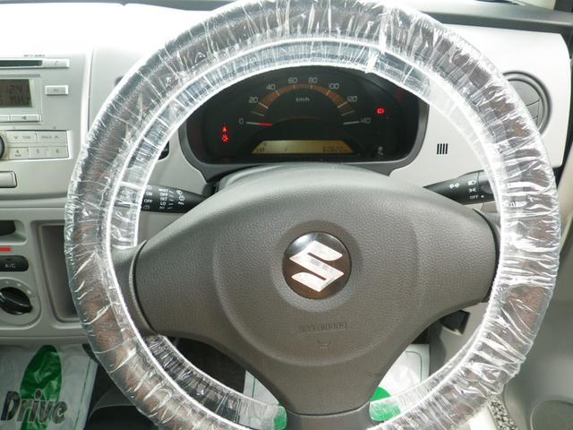 スズキ ワゴンR FX 5MT キーレス スモークガラス アルミ 保証付