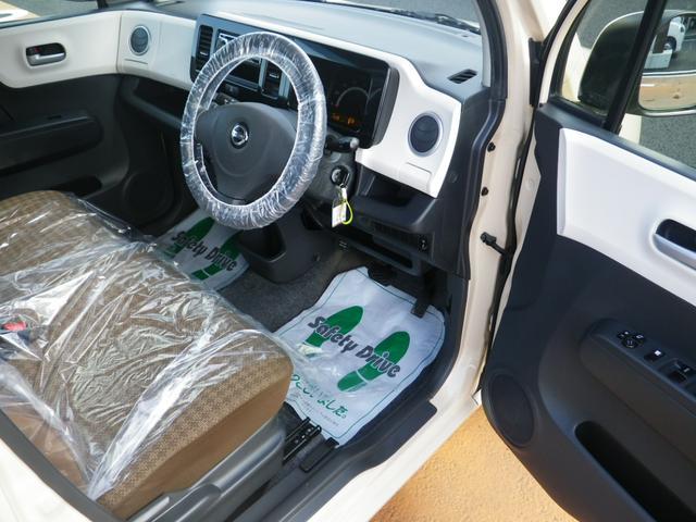 日産 モコ S キーレス 盗難防止装置 ABS スモークガラス 保証付