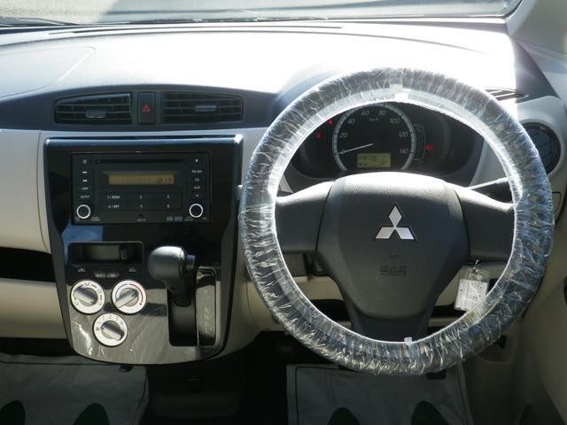 三菱 eKワゴン E キーレス ABS 電動格納ミラー CD 保証付